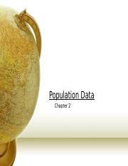03. Data and Census.ppt