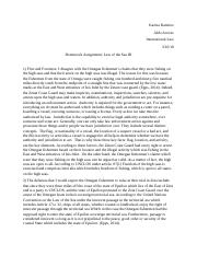 Homework Assignment Law of the Sea III.docx