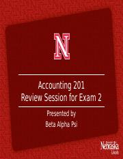 BAP Exam 2 Review