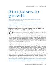 Staircases to growth McKinsey.pdf