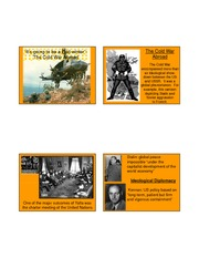12_Cold War Abroad PPT