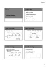 9.+Factorial+Designs.+6+slides+per+page