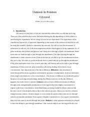 Biology Report Revised (1)_Baker - Giuliana Choque ...