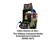 13 MIME-Net and Video Games at War
