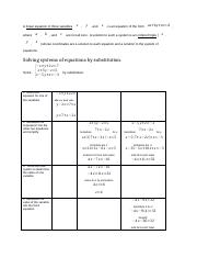 Solving 3x3 System of Equations by Substitution.docx