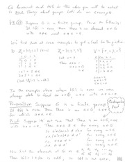 Homework K Solutions on Algebraic Structures and Functions