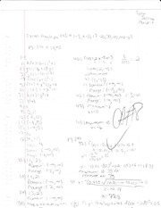 Pre Calculus Homework Page 298-299