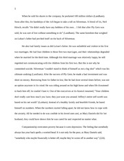 Poverty and Companionship Reflection Essay