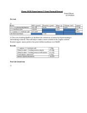 Chem 2020 Experiment 3 Semi Formal Report.docx