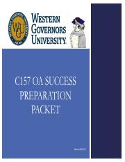MB - C157 OA Success Preparation Packet-Answers (003) (1).pdf