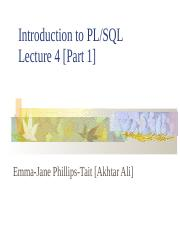 Introduction_to_PLSQL
