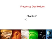 8-9-12 - Frequency distributions, central tendency, and variability, for posting