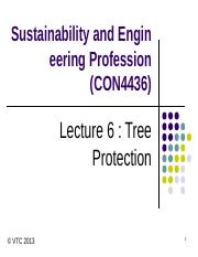 L6-Tree Protection