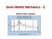 Bond Market Mechanics Part 2