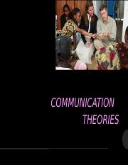 xCOMMUNICATION THEORIES.ppt
