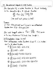 13.2 Derivatives and Integrals of Vector Functions