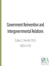 3_Government Reinvention_IG Relations