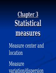 Chapter 3 (numerical measures_Part A)_student.ppt