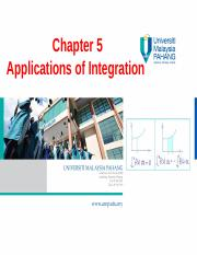 Chapter 5 Applications of Integration.ppt