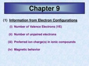 Ch. 09  Review Powerpoint Post CHEM 180