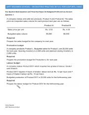 Budgeting questions ( Handout 1 ) for upload.pdf