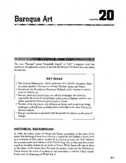 Chapter 20 The Baroque AP Study Guide.pdf