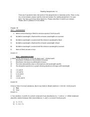 Reading Assignments 1-2 - Answer Key.docx