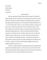 Essay 4 draft two