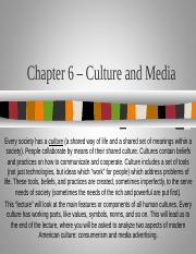 Lecture #2 Culture & Media.ppt