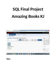 SQL Final Project