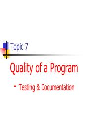 INF 130 Topic 7 Testing & documentation.pdf