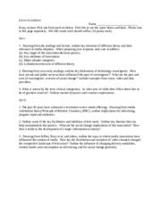 Moore's law essay