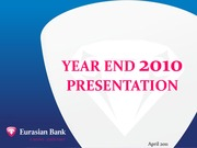YEAR2010_YEAR_END_PRESENTATION