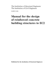 Manual for design of reinforced concrete building structures to EC2 (Eurocode)