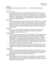 Political Science Chapter 1 Notes