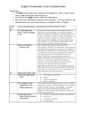 English 10 Semester 1 Unit 3 Guided Notes (2) (2).docx