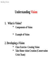 Goal setting Vision fall2012-environmental round table.ppt