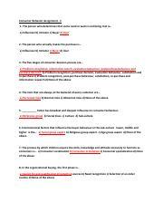 assignment on consumer buying behaviour
