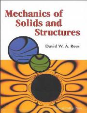 Mechanics of Solids and Structures By David W. A. Rees.pdf