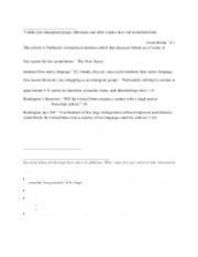 Study Guide - 7