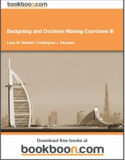 budgeting-and-decision-making-exercises-iii (1)