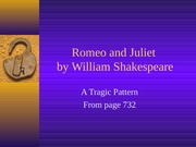 Romeo and Juliet A I-V