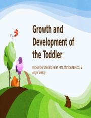 In Class Group Ch 26 growth development toddler.pptx