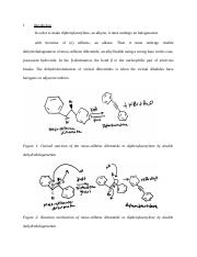 Alkyne synthesis and dehydrobromination .docx