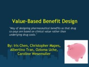 G3 - Value_Based_Benefit_Design