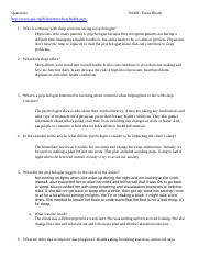 Sleep psychologist Article and questions.docx