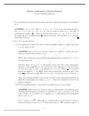 Exam II Study Guide Solutions.pdf