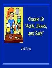 Answer Key Introduction To Acids And Bases Introduction To Acids