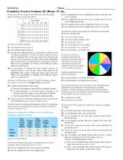 Probability Practice Problems #2.pdf