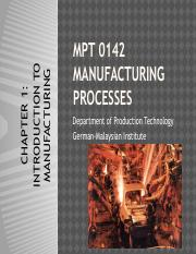 chapter 1_Introduction to Manufacturing